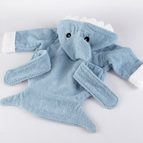 My Sweet Muffin - Blue Shark Bath Robe