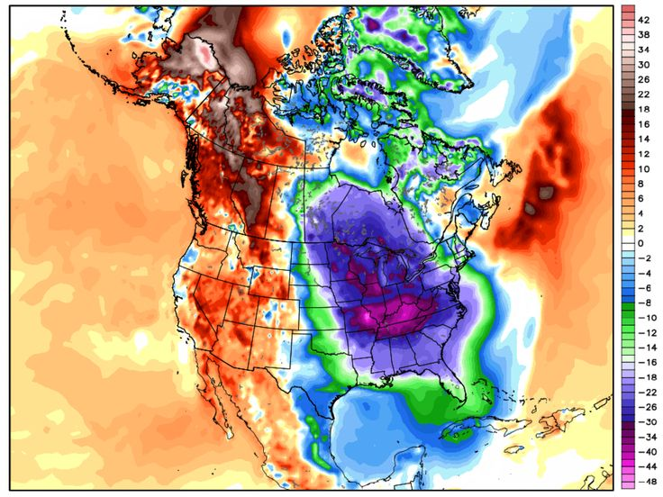 Arctic outbreak shatters records in eastern U.S., coldest yet to come - The Washington Post