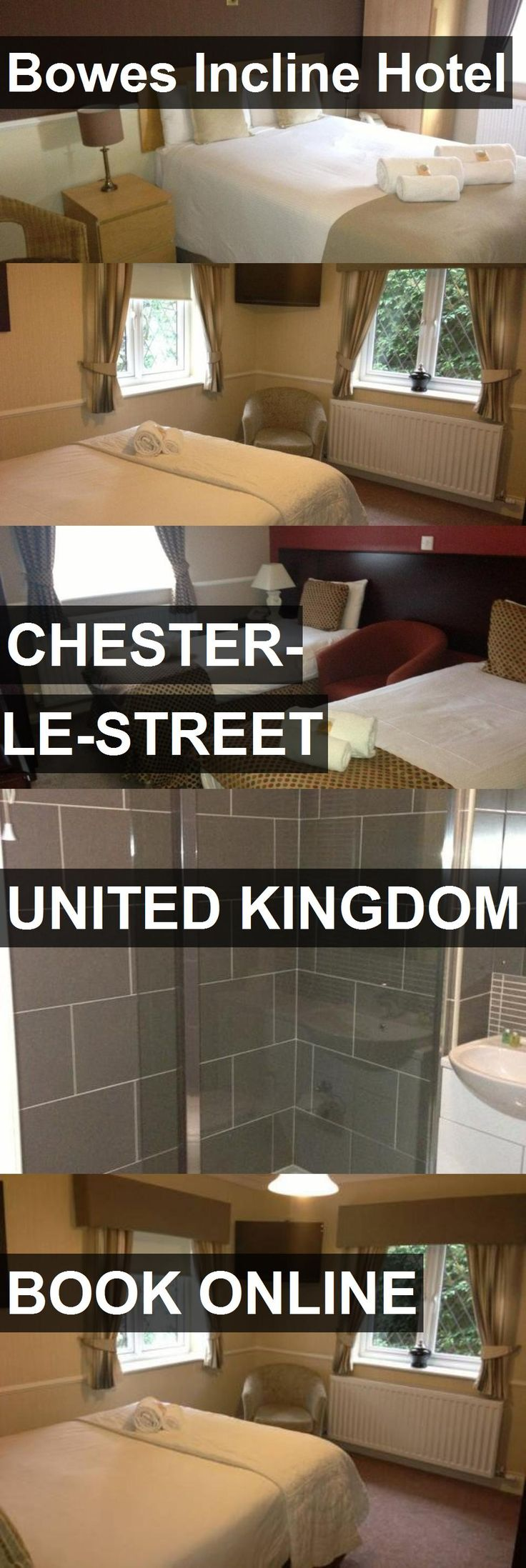 Hotel Bowes Incline Hotel in Chester-le-Street, United Kingdom. For more information, photos, reviews and best prices please follow the link. #UnitedKingdom #Chester-le-Street #BowesInclineHotel #hotel #travel #vacation
