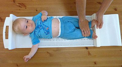 Recumbent Length Measurement