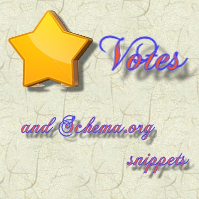 Stars Votes and Schema.org snippets: Supravirtual's Joomla directory