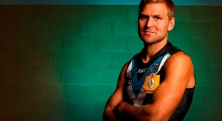 "Warren Treadrea's first impression of Kane Cornes was, ""this skinny little runt who was the little brother of a guy I played with"". Thirteen seasons later, the kid who kept peppering Tredrea with questions day after day is on the verge of becoming the Port Adelaide Football Club games record holder."