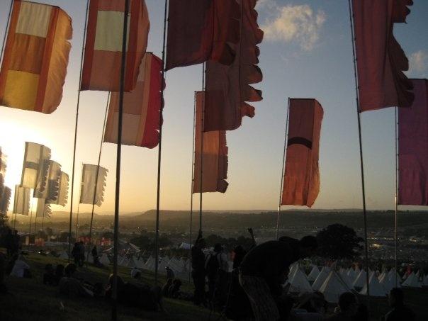 Glastonbury Festival 2008, 2009, 2010, 2011