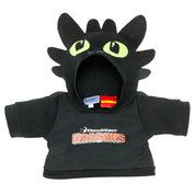 Toothless Hoodie- Got This picture from Build a Bear website http://www.buildabear.com. for testing purposes only