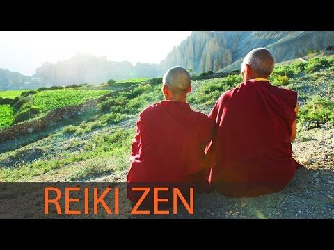 ^8 Hour Reiki Meditation Music: Zen Meditation, Stress Relief Music, Balance and Relaxation ☯269 - YouTube = via Ingrid Pintje