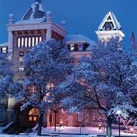 Utah State University (Logan, UT)    I never thought I'd miss Logan!
