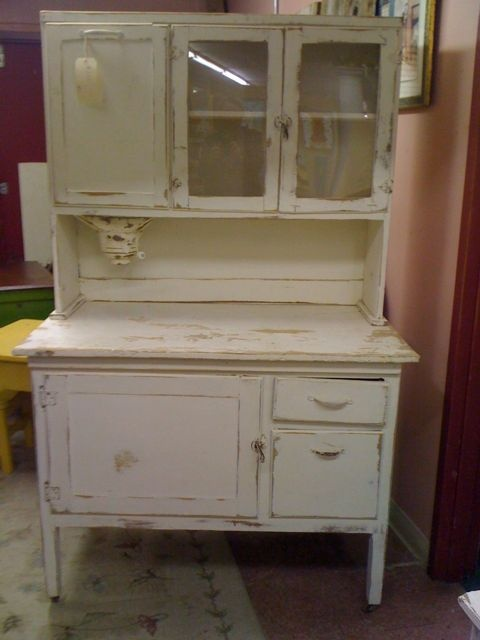 980 best images about Antique Hoosier Cabinets And Containers on