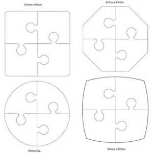 Jigsaw Puzzle Template Printable - Bing images