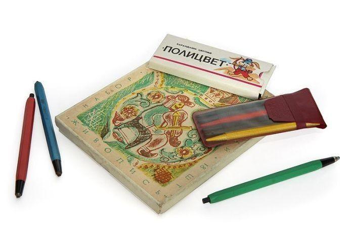 Советские механические карандаши #Pencil #Retro #SU