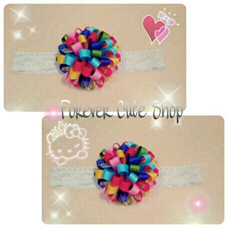 Baby Headband For Order/Info: WA/LINE: +6281330169998 (Please Choose Only One)