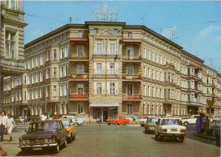 Szczecin plac Zamenhofa
