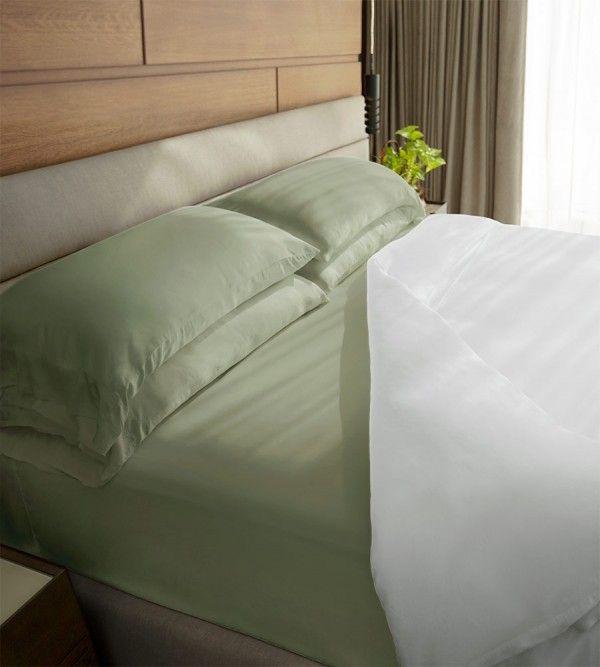 Classic Bamboo Bed Sheet Set Sage Bed Sheet Sets Sheet Sets