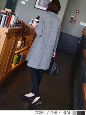 korean fashion online store [COCOBLACK] Corrugated leggings / Size : FREE / Price : 26.47 USD #korea #fashion #style #fashionshop #cocoblack #missyfashion #missy #bottom #leggings #dailyitem