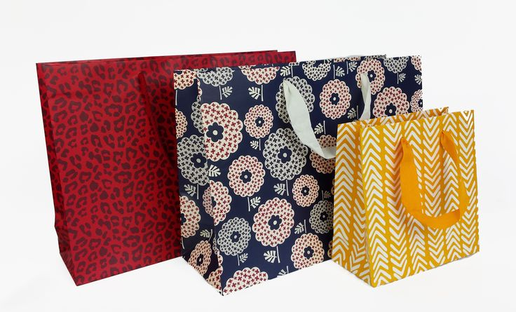 We have three beautiful stock bags arriving soon to add to our luxury collection. Certainly the designs are 'All Kinds of Everything' ~ which we hope will suit all tastes and budgets! x #retailers #retailpackaging #packaging #retailtherapy #paperbags