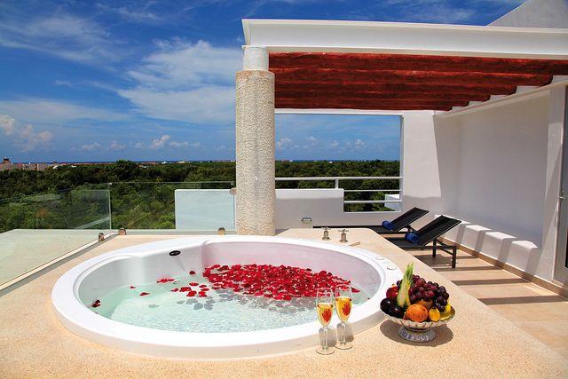 Penthouse - Luxury Bahia Principe Sian Ka'an http://www.bahia-principe.com/es/hoteles/riviera-maya/resort-siankan/
