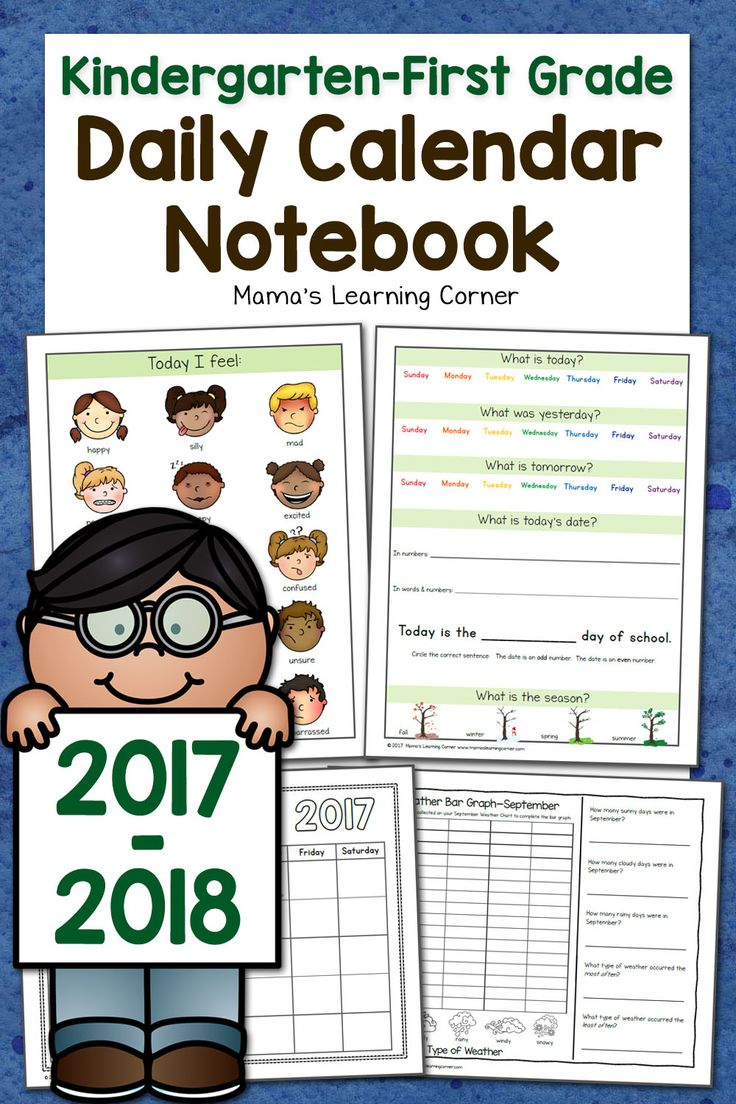 Calendar Activities For First Grade : Best images about worksheets printables for pre k