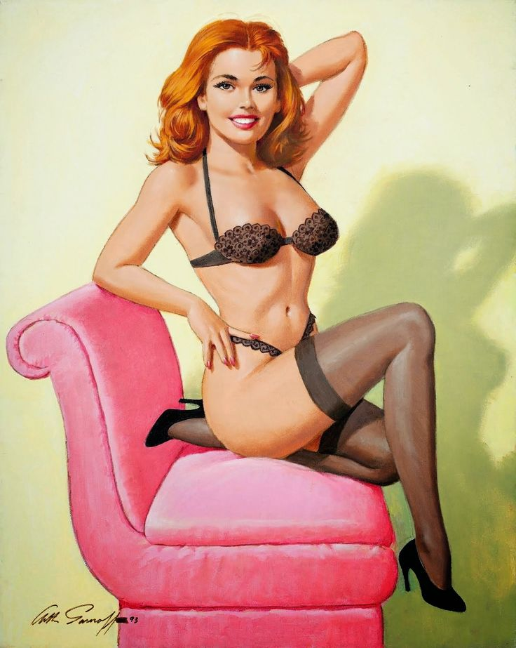 Photos Vintage Pin Up