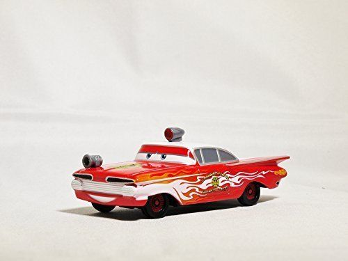 TOMICA Disney Collection PIXAR CARS Rescue Go! Go! Ramone Fire Engine Type C-38 White & Red Color