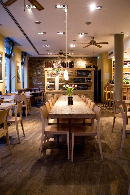 Galerie - Restaurant Cotidiano - München