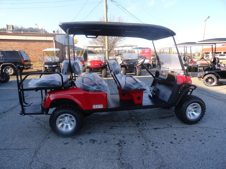 32 Best Images About Golf Carts For Camping On Pinterest