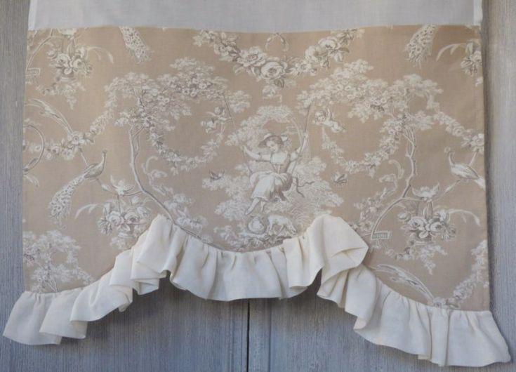 17 meilleures id es propos de brise bise lin sur pinterest voilage lin rideaux brise bise. Black Bedroom Furniture Sets. Home Design Ideas