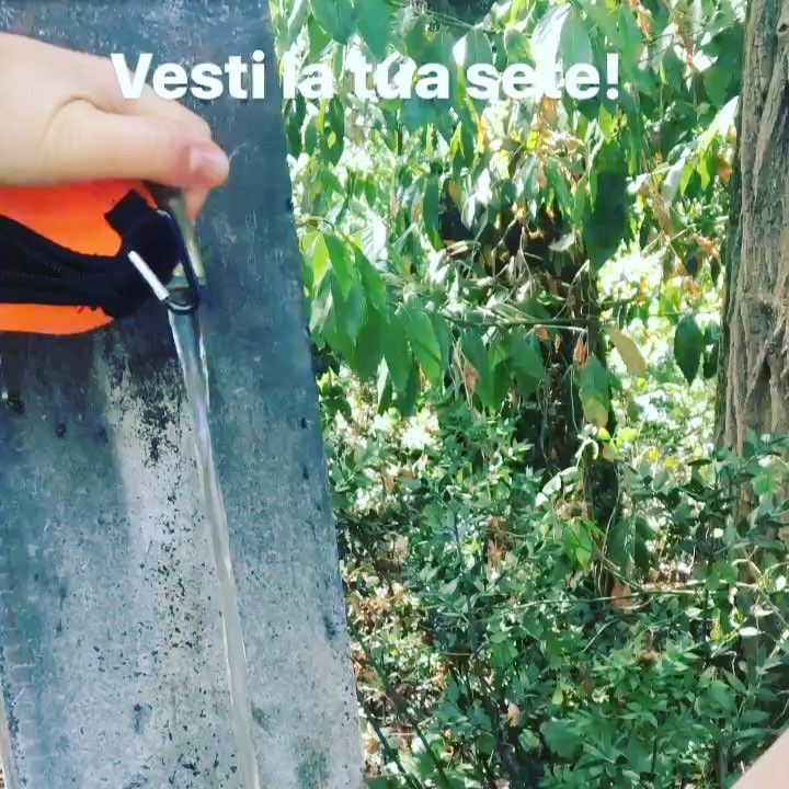"""""""Mi piace"""": 9, commenti: 1 - info@prote-go.it (@prote.go) su Instagram: """"Prote.Go portala sempre con te. #vesti #sete #estate #protego #termica #aquam #friends"""""""