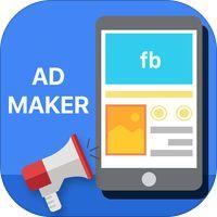 Ad Maker for FB ads - Advert & Banner for Facebook by Global Mobile Ltd