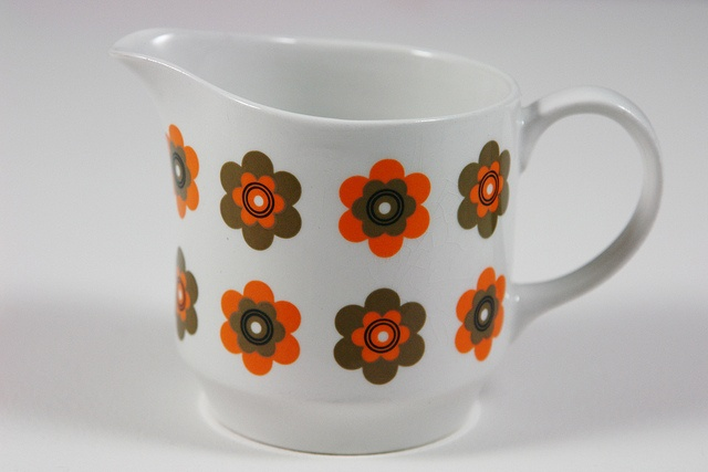 "Jessie Tait ""sunglow"" milk jug for Midwinter - I have a whole teaset, yay!!"
