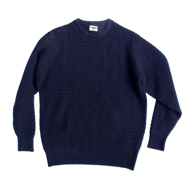 Last of England Cashmere Sweater