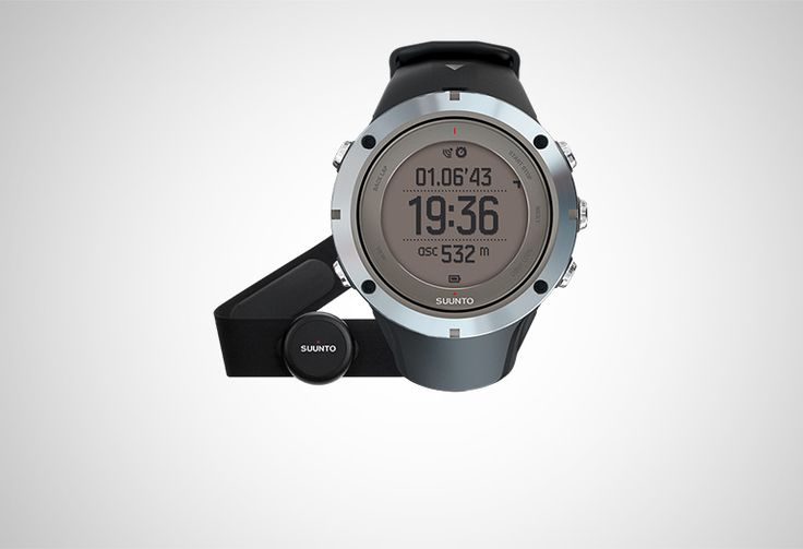 #Suunto Ambit3 Peak Sapphire GPS HRM