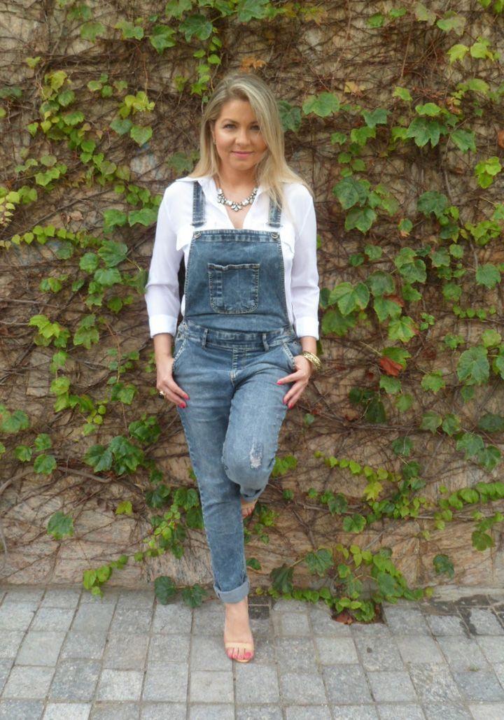As 25 melhores ideias de jardineira jeans infantil no for Jardineira jeans infantil c a