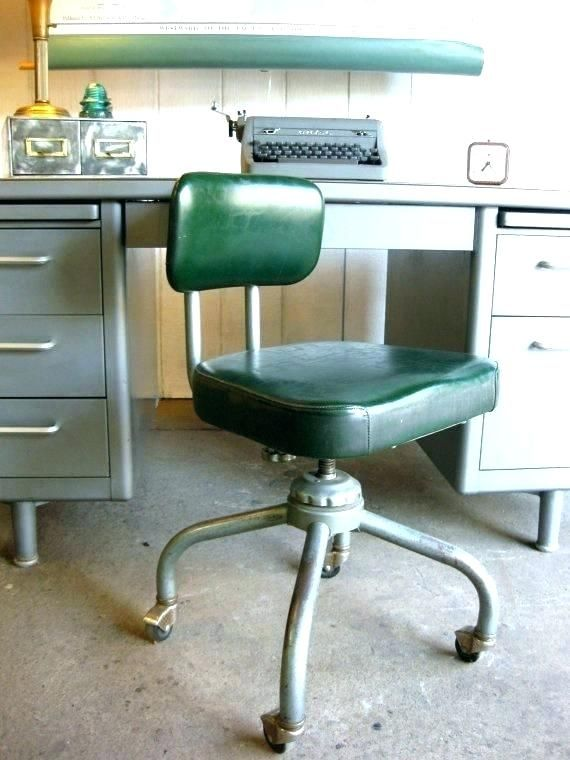 Vintage Industrial Office Chair Vintage Industrial Office Chair By