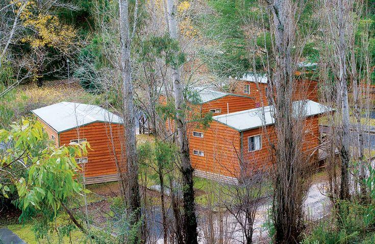 Wombeyan Cabins, Wombeyan Karst Conservation Reserve. Photo: Michael Van Ewijk