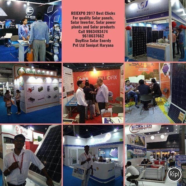For premium quality Solar panels Solar Inverter Solar power plants and Solar products   Call 9963493474  9618637662  DayRise Solar Enerdy Pvt Ltd Sonipat Haryana  view on Instagram http://ift.tt/2jWg7SA