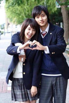 "Kento Yamazaki x Ayame Goriki, J live-action Movie from manga ""L♡DK"", 2014. Plot & Movie [Eng. Sub]"