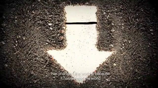 Documental: Perpetuum Mobile - Moebius Animación