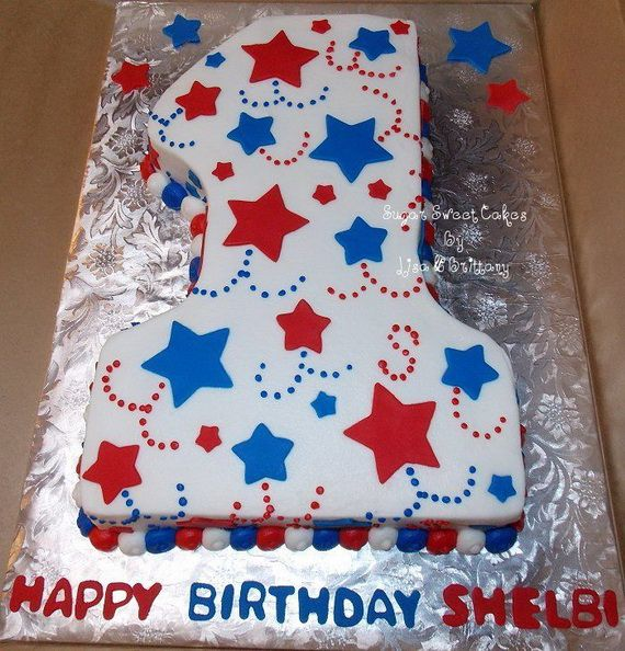Adorable 4th of July Cake Designs Ideas_19