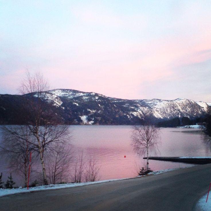 Fjone,Nissedal,Norway