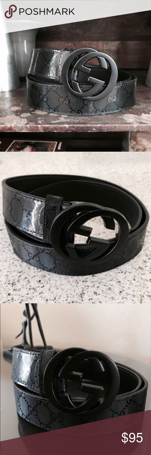 Gucci Belt Mens Gucci belt ua mens size 34-34, item is new, you can always cut it to make it smaller Gucci Accessories Belts