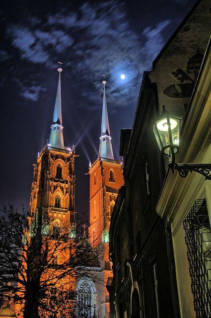 The Wroclaw Cathedral Poland - jesteśmy z Wrocławia! http://www.ski24.pl/
