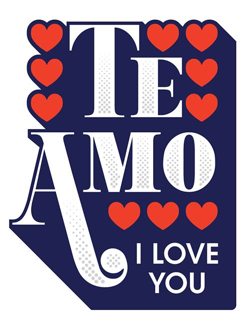 Image result for te amo