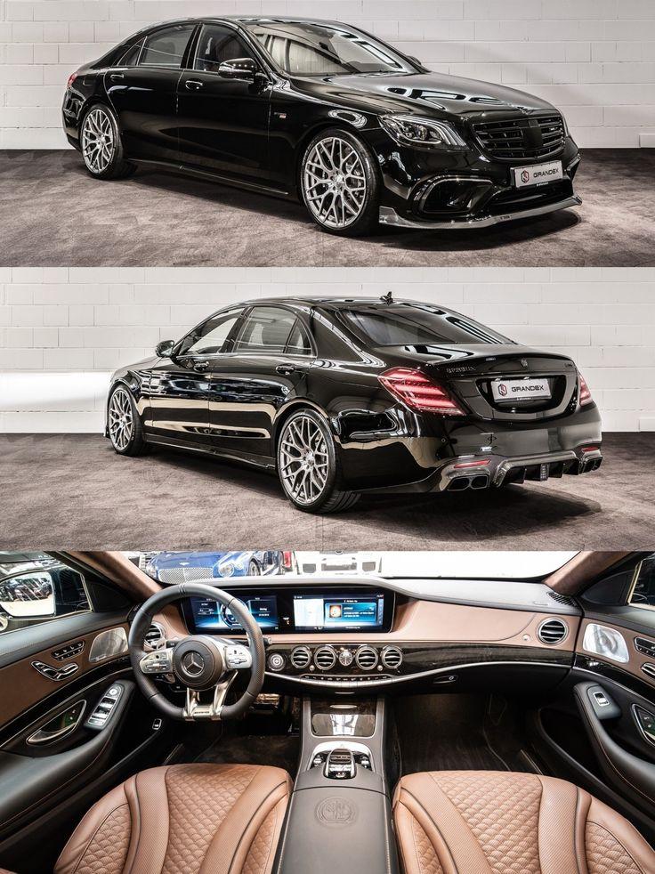 Mercedes-Benz S 63 AMG BRABUS – Mercedes Benz