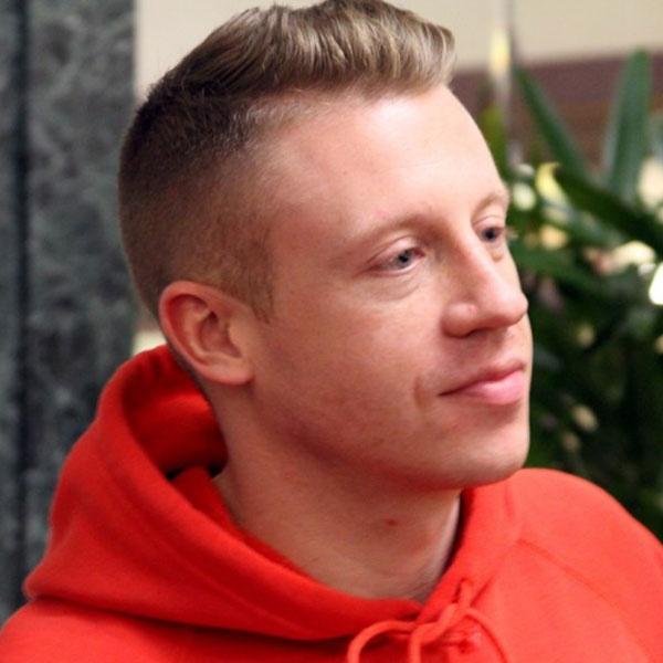 Image Gallery macklemore haircut