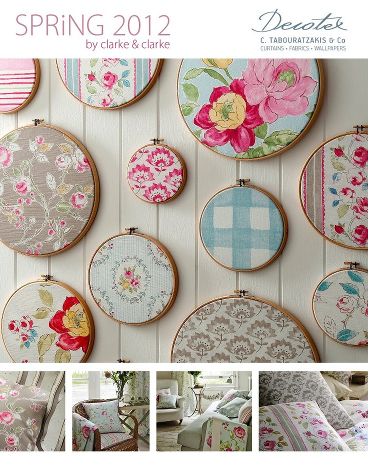 this would be perfect for a workroomSewing Room, Embroidery Hoop, Quilt Fabric