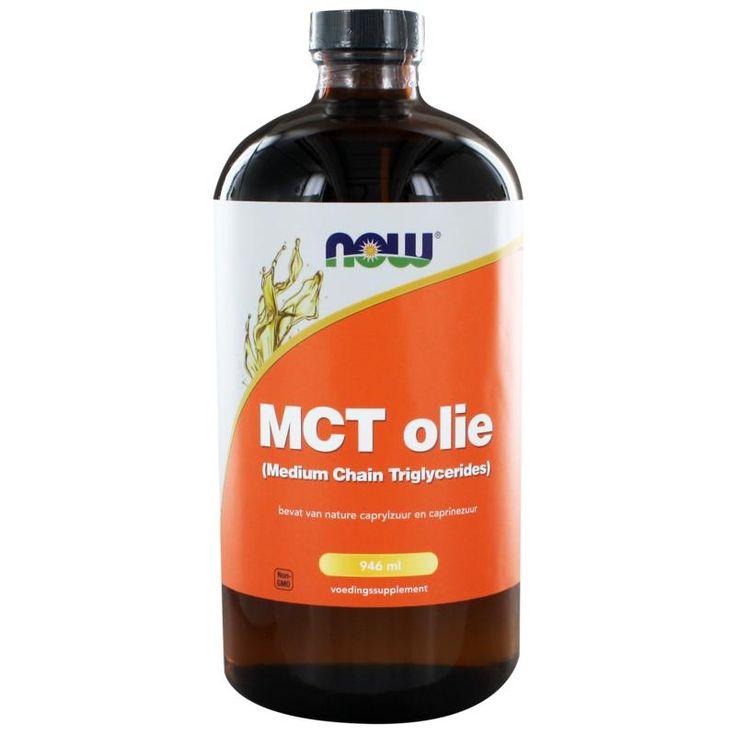 MCT Olie. Heel gezond voor je. Ik doe het dagelijks door mijn bulletproof cacao en koffie  Meer informatie? Kijk dan even op www.paleo-store.nl