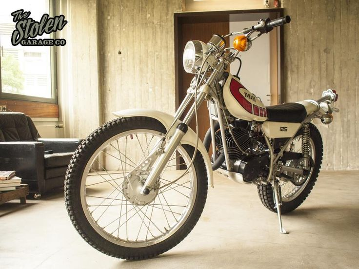 17 best images about classic trials m 39 cycles on pinterest for Yamaha trials bike