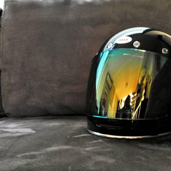 Bell Bullitt Motorcycle Helmet 83