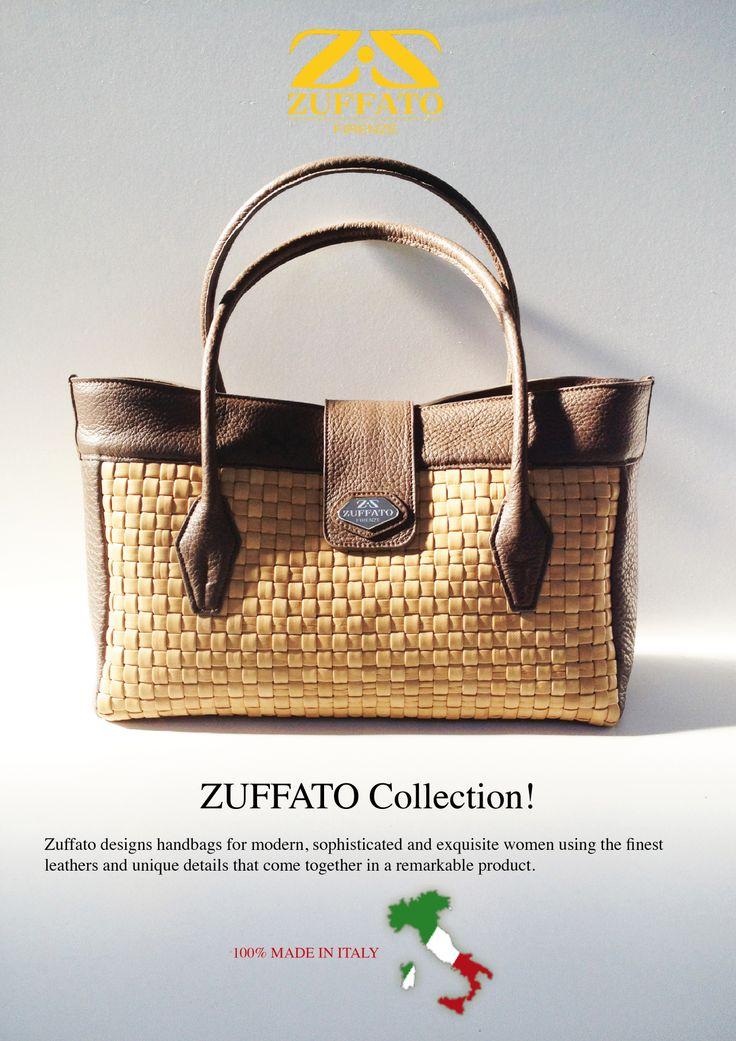 ZUFFATO FAMILY Hand-braided Bags BRT 190
