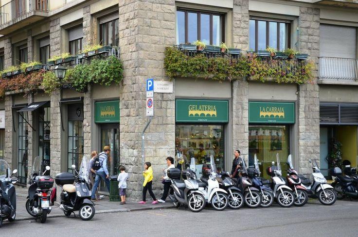 Gelateria La Carraia, Florence - Best Ice Cream