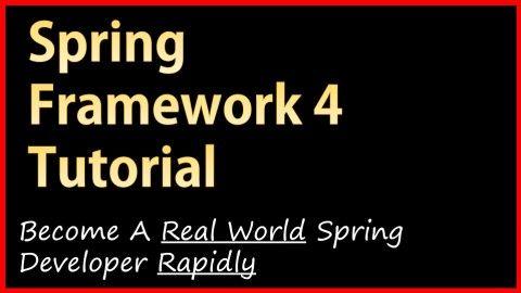 Spring JDBC Template Simple Example